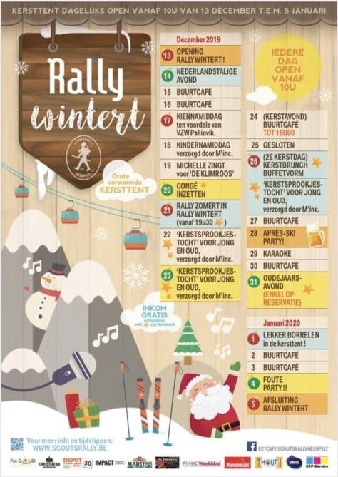 rally wintert