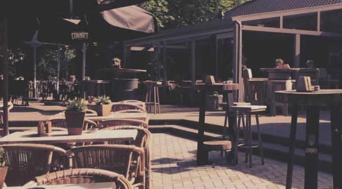 Cafetaria scoutsrally start met afhaalgerechten